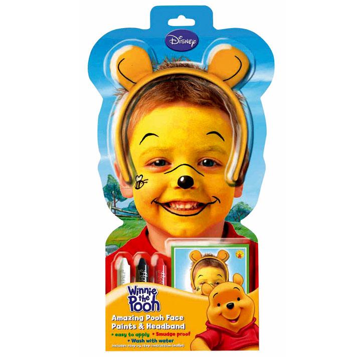 Kit maquillage Winnie l ourson · Cliquez ici pour zoomer ou survolez l\u0027image