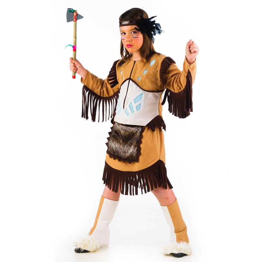costume indienne squaw enfant car interior design. Black Bedroom Furniture Sets. Home Design Ideas