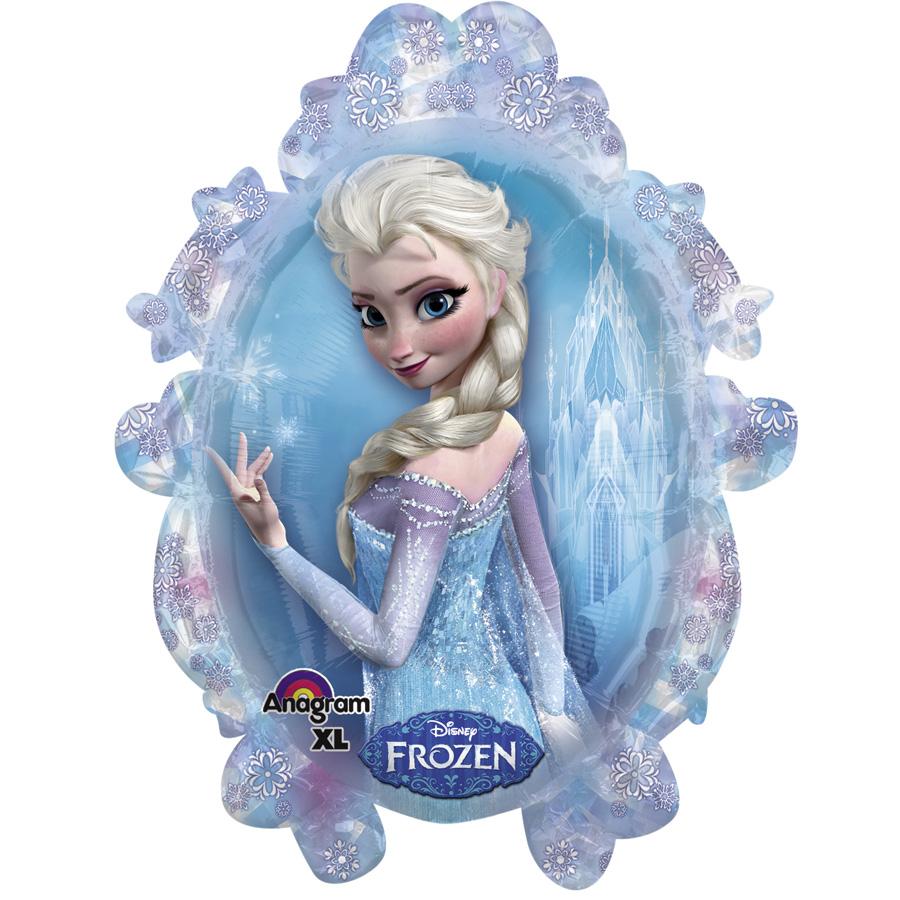 Connu Anniversaire la reine des neiges - Les univers des thèmes d  KZ67