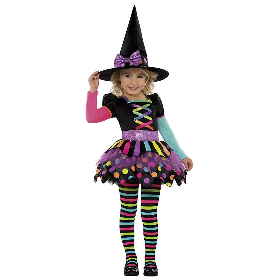 amscan  Déguisement de Sorcière Rainbow 4-6 ans Un déguisement de sorcière... par LeGuide.com Publicité