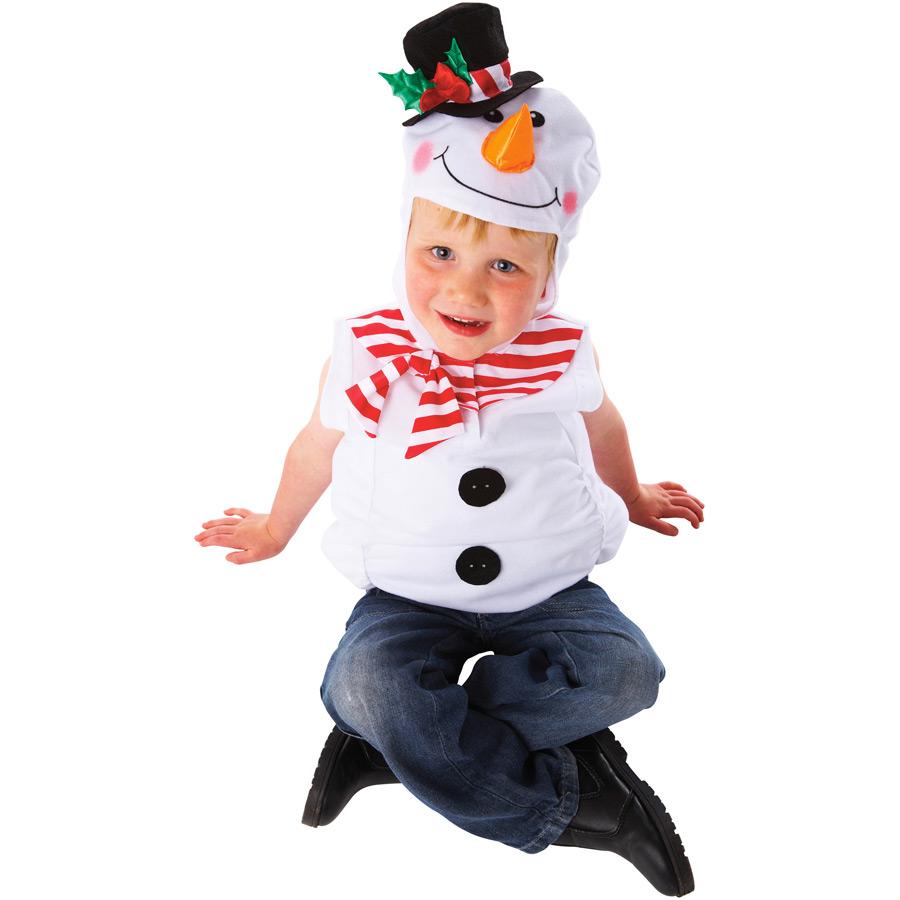 amscan  Déguisement Bonhomme de Neige Taille 3-5 ans Un adorable déguisement... par LeGuide.com Publicité