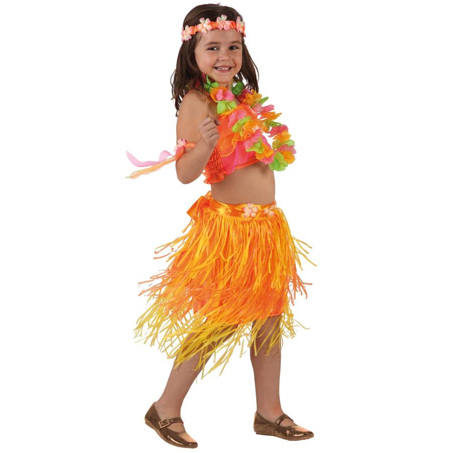 déguisement tahitien homme