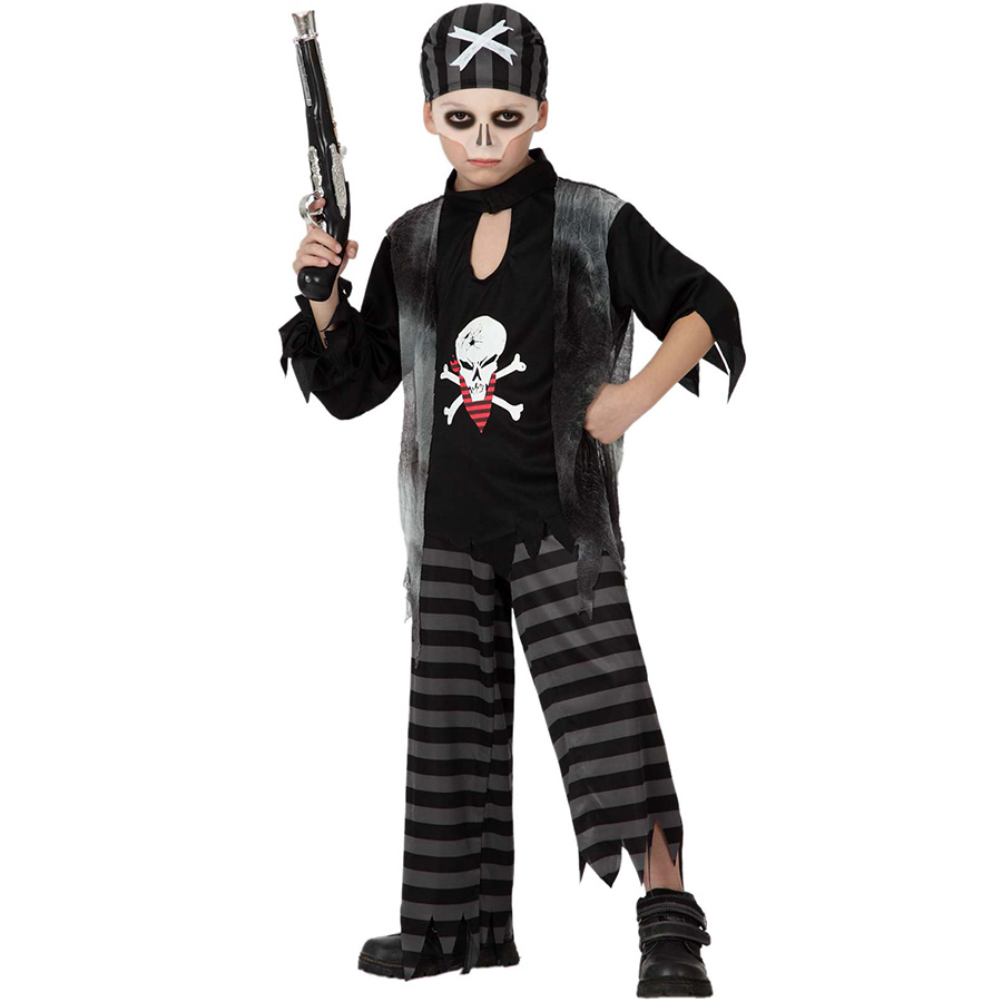 maquillage halloween pirate gar on. Black Bedroom Furniture Sets. Home Design Ideas