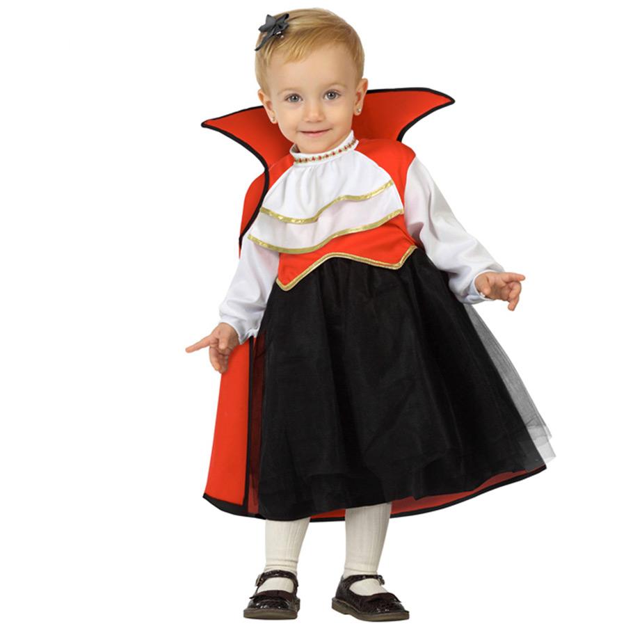atosa  Déguisement Bébé Vampiresse 12-24 mois Un déguisement de mini vampiresse... par LeGuide.com Publicité