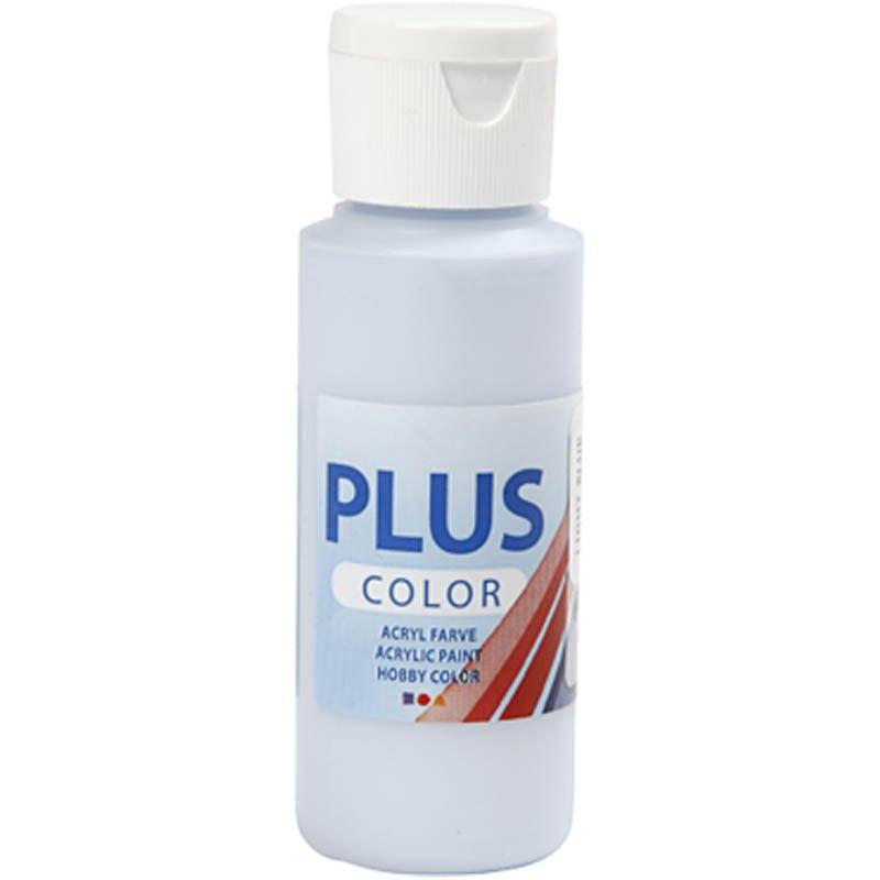 Peinture Acrylique Plus Color (60 ml) - Bleu ciel Un flacon de 60 ml... par LeGuide.com Publicité