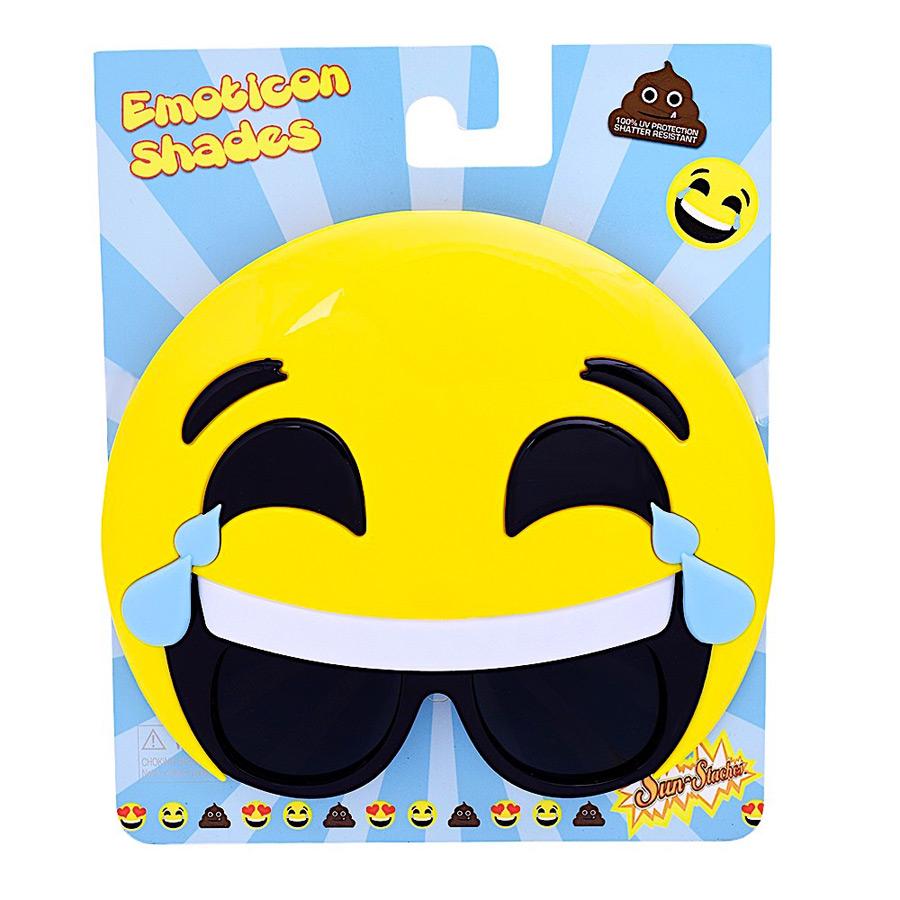 Lunettes de Déguisement Emoji MDR Une paire de lunettes de déguisement... par LeGuide.com Publicité