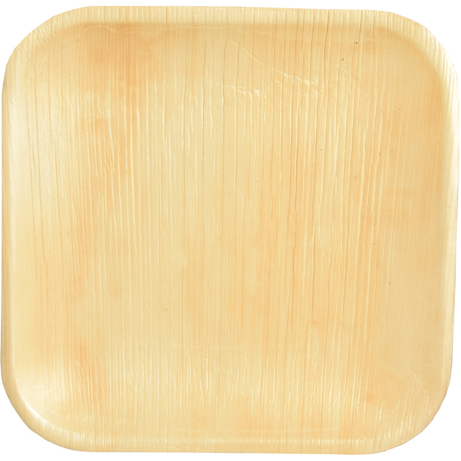 25 Petites Assiettes Carrées (18 cm) - Feuille de Palmier Lot de 25 petites... par LeGuide.com Publicité