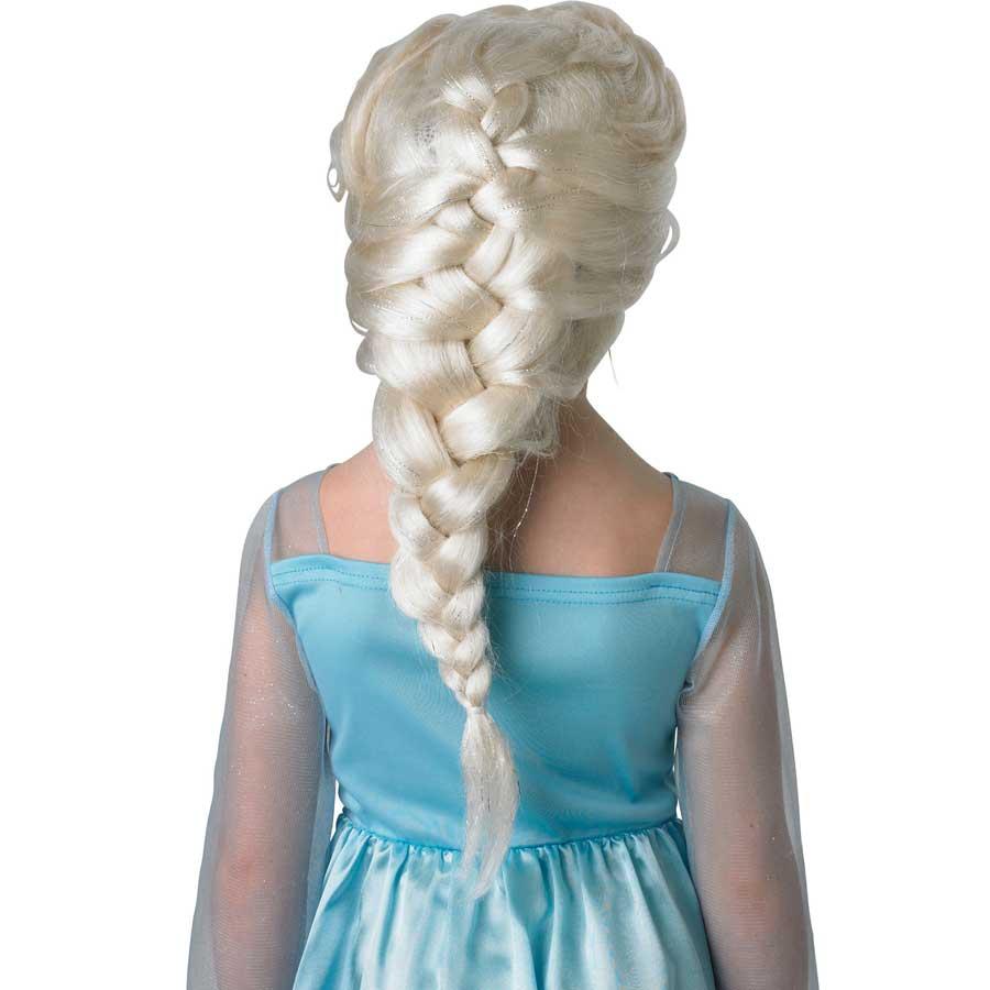 rubie s  Perruque Elsa La Reine des Neiges (enfant) L'accessoire indispensable... par LeGuide.com Publicité