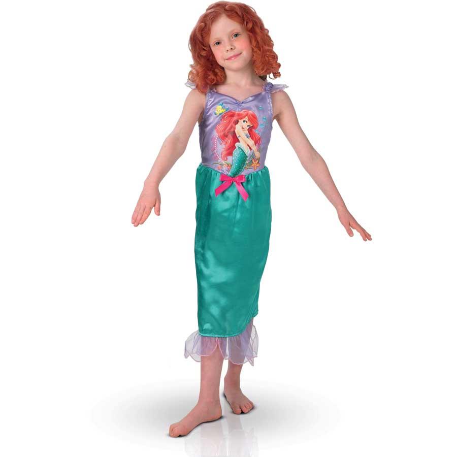 rubie s  Déguisement Ariel Taille 3-4 ans Une jolie robe satinée et imprimée... par LeGuide.com Publicité