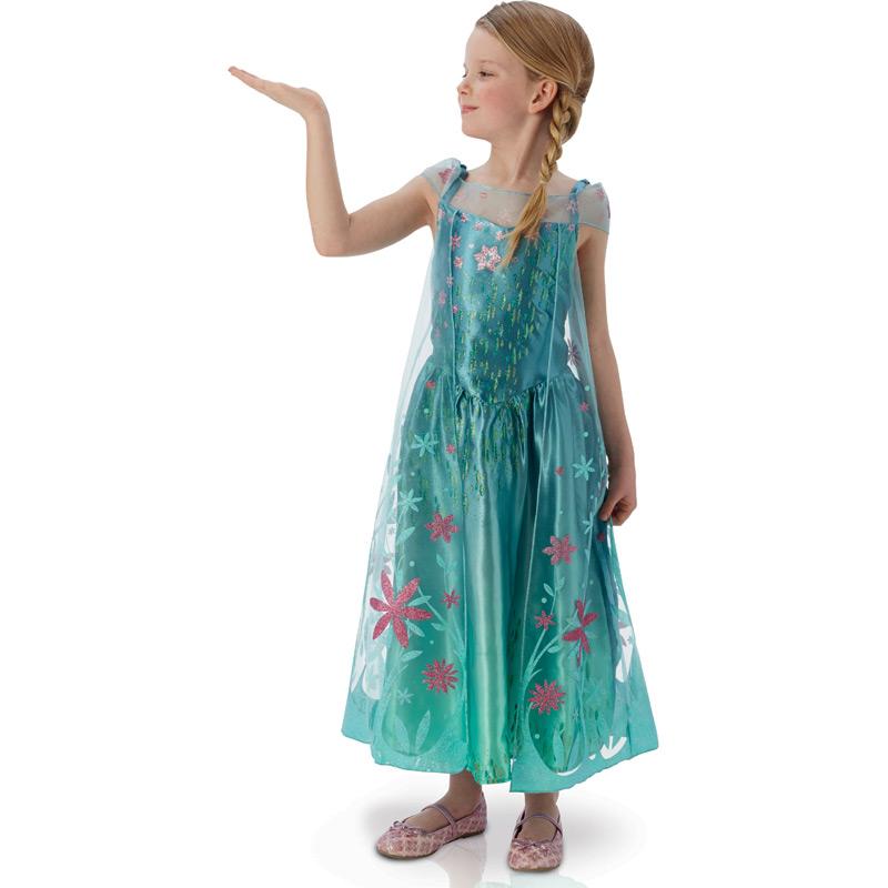 rubie s  Déguisement Elsa Fête givrée Taille 3-4 ans Une très jolie robe... par LeGuide.com Publicité