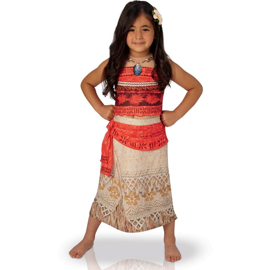 rubie s  Déguisement Vaiana Luxe Taille 3-4 ans Un beau déguisement de... par LeGuide.com Publicité