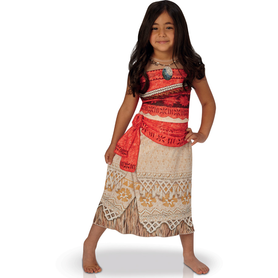 rubie s  Déguisement Vaiana Taille 7-8 ans Une jolie robe déguisement de... par LeGuide.com Publicité