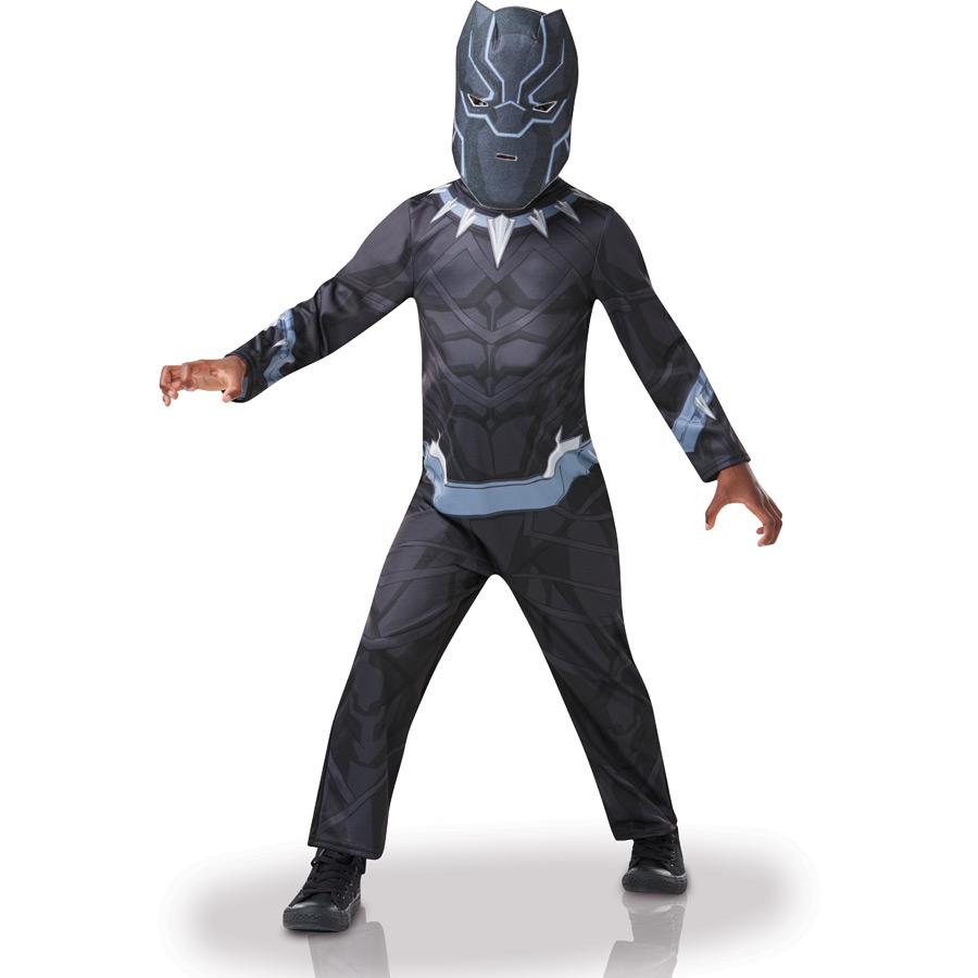 rubie s  Déguisement Black Panther Avengers 3-4 ans Un super déguisement... par LeGuide.com Publicité