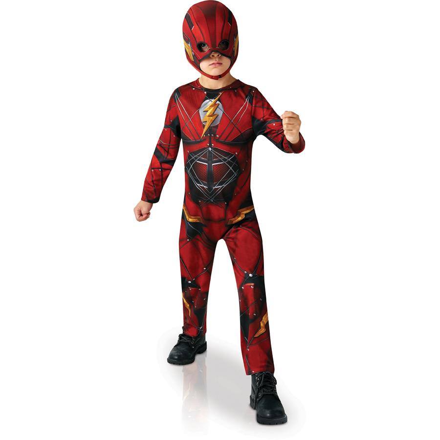 rubie s  Déguisement Flash Justice League Taille 5-6 ans Un déguisement... par LeGuide.com Publicité