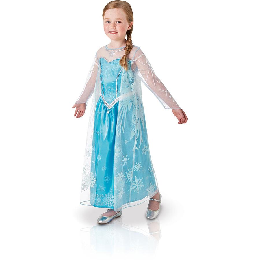 rubie s  Déguisement Elsa Luxe - Reine des Neiges Taille 3-4 ans Un beau... par LeGuide.com Publicité
