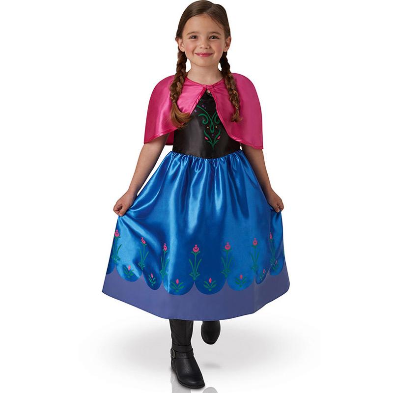 rubie s  Déguisement Anna - Reine des Neiges Taille 5-6 ans Un joli déguisement... par LeGuide.com Publicité