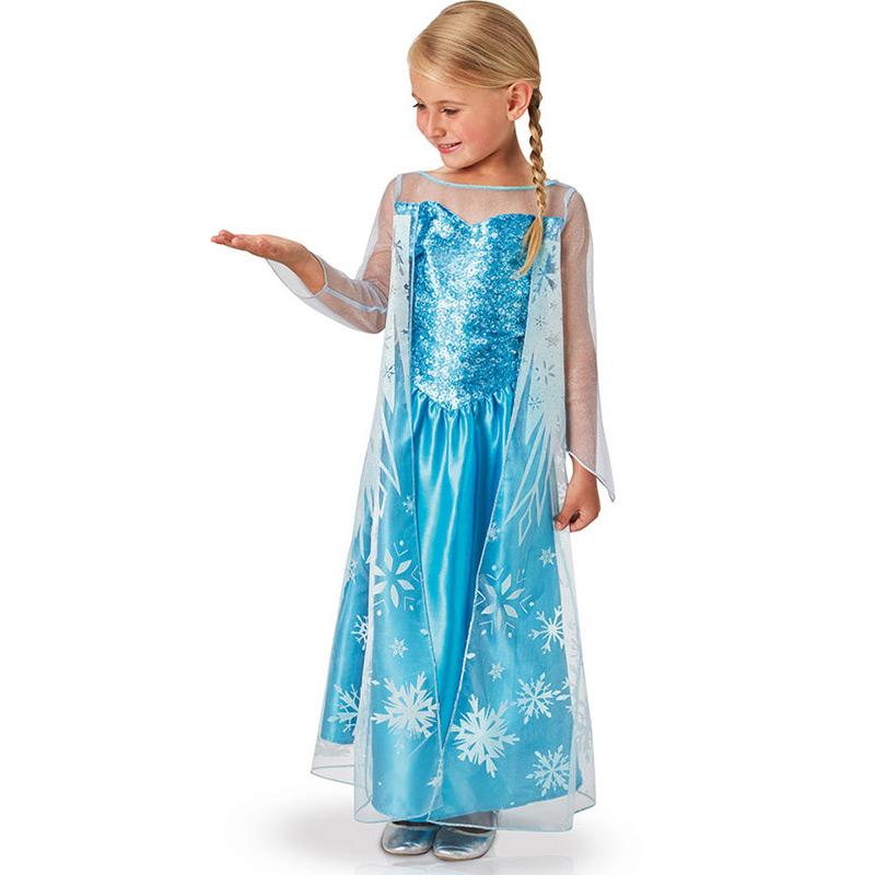 rubie s  Déguisement Elsa Classic - Reine des Neiges Taille 7-8 ans Un... par LeGuide.com Publicité