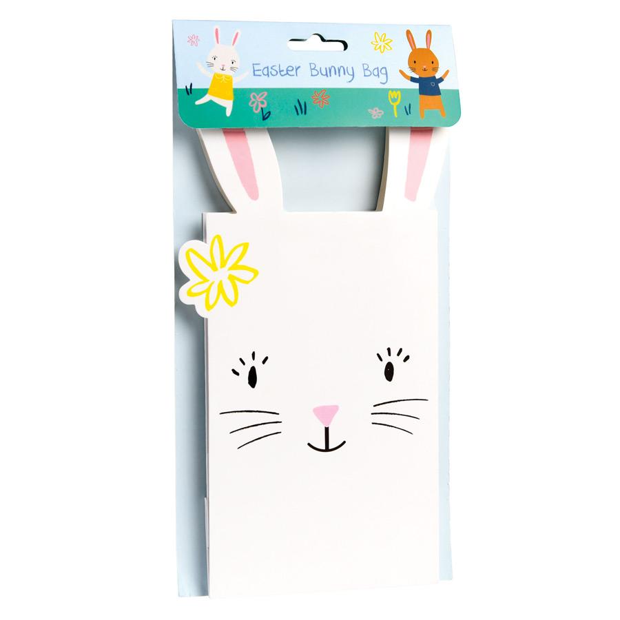 4pcs LSJDEER paquet de 4 sacs lapin de p/âques paniers oreille sacs jute jute tissu cadeaux pour p/âques egg hunts candy et seaux carry /à la f/ête de p/âques le lapin de p/âques