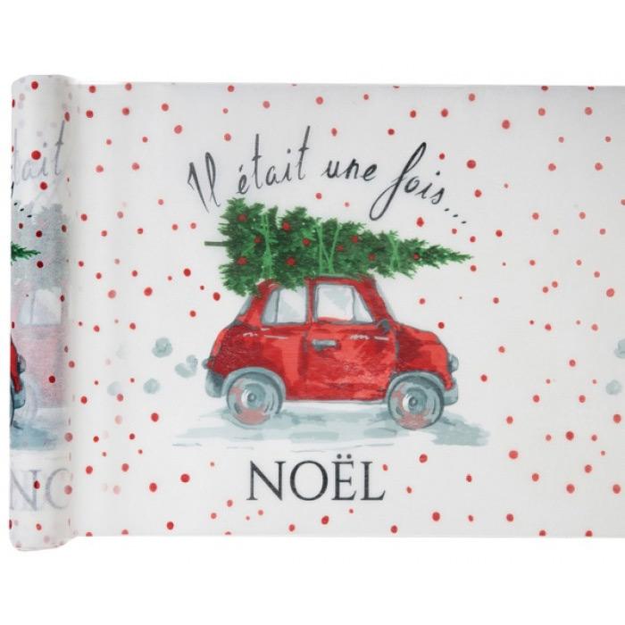 Chemin de Table Il était une fois Noël (5 m) Un ravissant chemin de table... par LeGuide.com Publicité