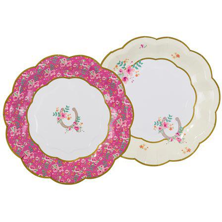 talking tables  12 Petites Assiettes Pony Party Lot de 12 ravissantes assiettes... par LeGuide.com Publicité