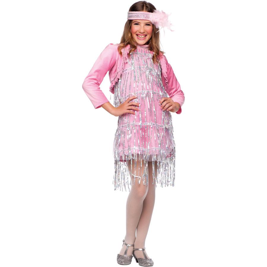 Déguisement Miss Charleston Rose Luxe Taille 9-10 ans Un déguisement... par LeGuide.com Publicité