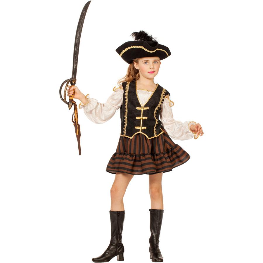 wilbers  Déguisement de Princesse Pirate Velours Taille 6-8 ans Un très... par LeGuide.com Publicité