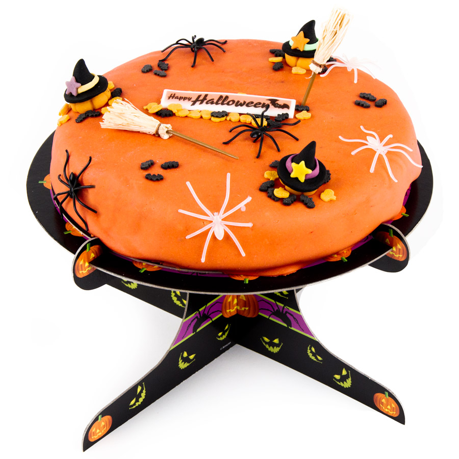 deco gateau halloween pate a sucre les recettes populaires blogue le blog des g teaux. Black Bedroom Furniture Sets. Home Design Ideas