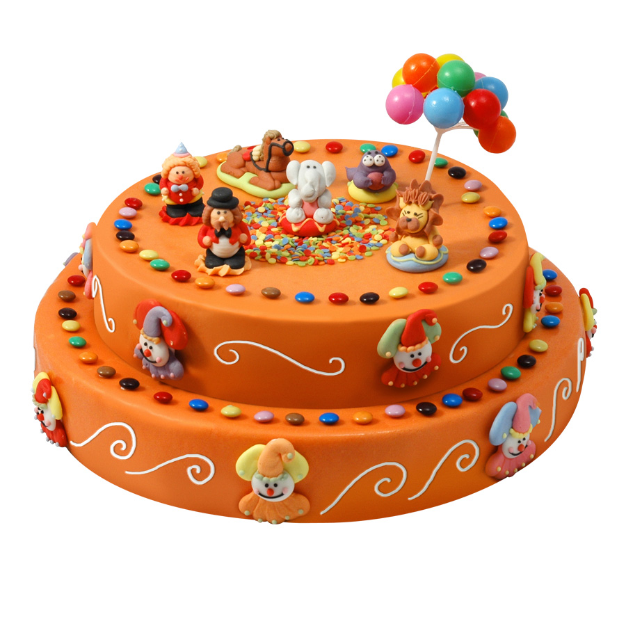 Gateaux anniversaire gar on for Idee deco gateau halloween