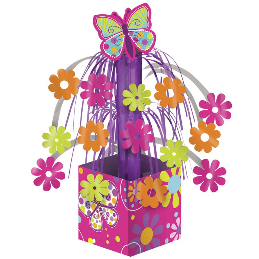 Connu Thème d'anniversaire papillon fun pour votre enfant - Annikids NN47