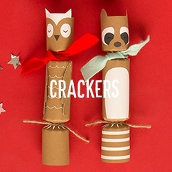Crackers de Noël