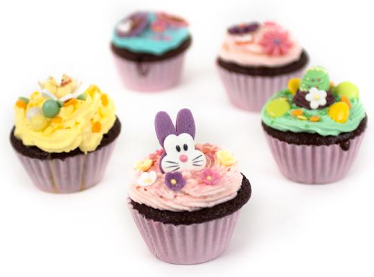 Crème déco pour cupcakes