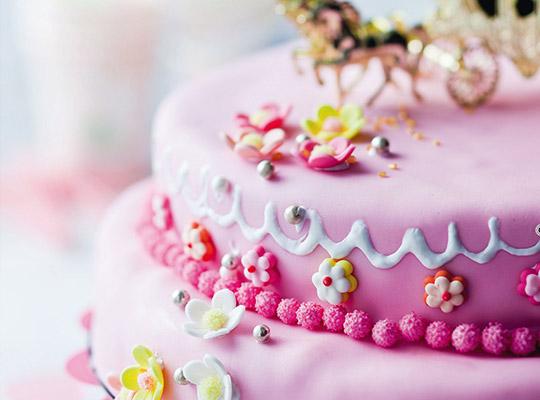 Le Gâteau de Princesse