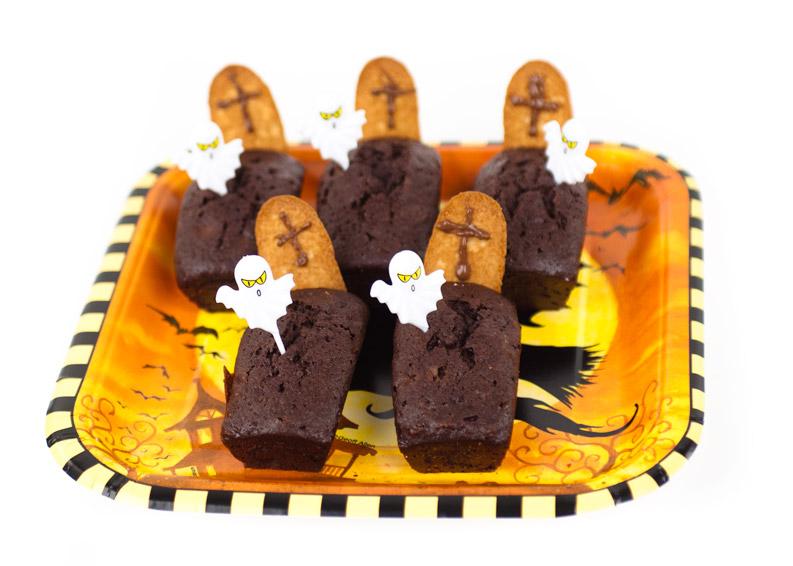 Les mini cakes pierres tombales
