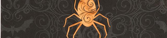 Thème d'anniversaire wicked spider pour votre enfant