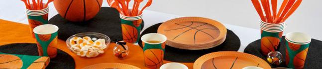 Thème d'anniversaire basket-ball pour votre enfant