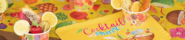 Thème d'anniversaire Cocktail Party pour votre enfant
