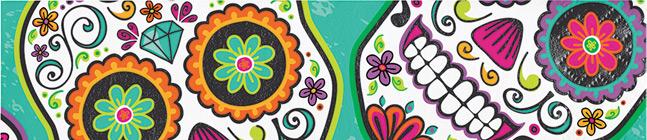 Thème d'anniversaire calavera festival pour votre enfant