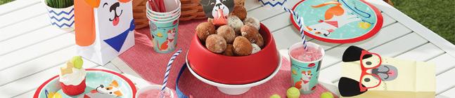 Thème d'anniversaire Dog Party pour votre enfant
