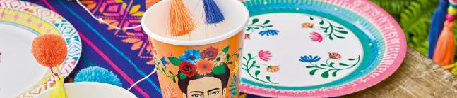Thème d'anniversaire Floral Latina pour votre enfant