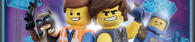 Thème d'anniversaire la grande aventure lego 2 pour votre enfant