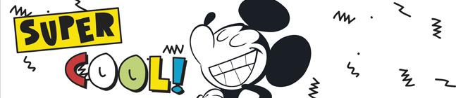 Thème d'anniversaire Mickey Super Cool pour votre enfant