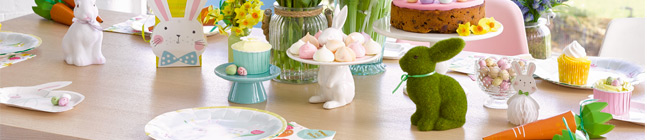 Thème d'anniversaire Pâques Mignon pour votre enfant