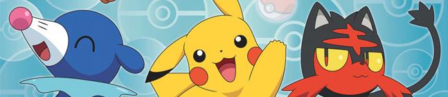 Thème d'anniversaire Pokémon pour votre enfant