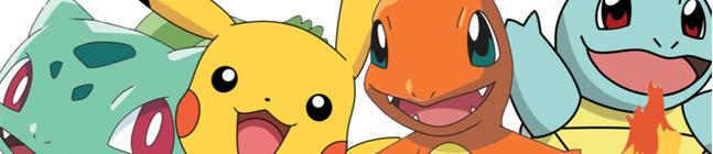 Thème d'anniversaire pokémon friends pour votre enfant