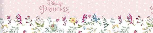 Thème d'anniversaire Princesses Disney Chic pour votre enfant