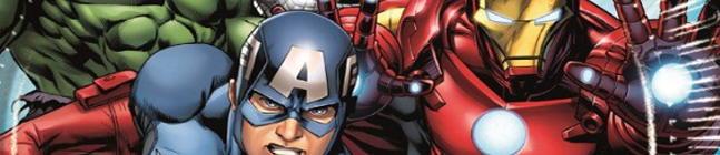 Thème d'anniversaire Avengers pour votre enfant