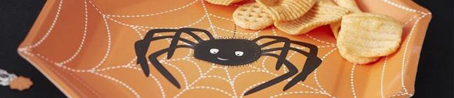 Thème Araignée pour l'Halloween de votre enfant