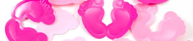 Thème d'anniversaire Baby Shower Fille pour votre enfant