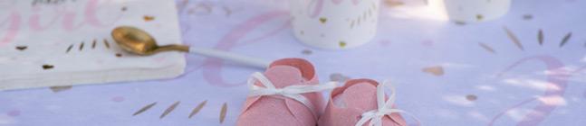 Thème d'anniversaire Baby Girl pour votre enfant
