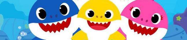 Thème d'anniversaire Baby Shark pour votre enfant